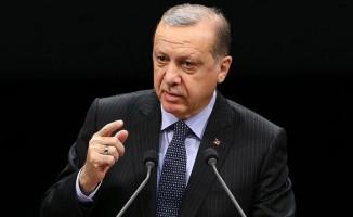 Cumhurbaşkanı Erdoğan: 'İdeolojik yaklaşım içerisinde patinaj yapıyorlar'