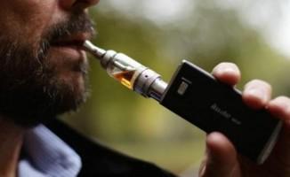Elektronik sigara sigarayı bırakma alternatifi değil
