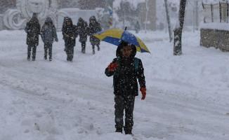 Karne günü eğitime kar engeli