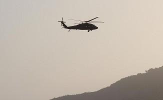 Kolombiya'da askeri helikopter düştü: 10 ölü