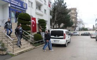 Mudanya'da uyuşturucu operasyonu: 2 gözaltı