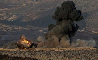 ÖSO Afrin'e girdi! Karadan geniş çaplı harekât başladı!