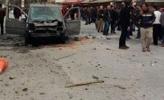 Reyhanlı'ya iki roketli saldırı daha