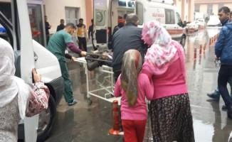 Sokak ortasında kavgada kan aktı: 7 yaralı