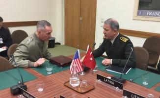 TSK'dan NATO toplantısı açıklaması
