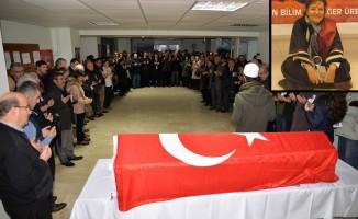 Uludağ Üniversitesi'nin acı günü! Prof. Dr. Çelikçapa'ya son veda