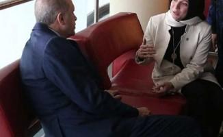 AK Partili Benli'den Erdoğan paylaşımı