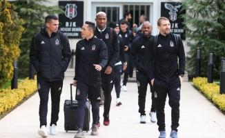 Beşiktaş'ın Bayern Münih maçı kadrosu belli oldu