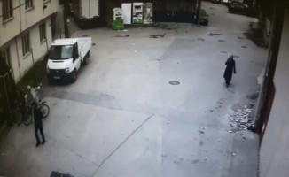 Bursa'daki kapkaççıyı parmak izi ele verdi
