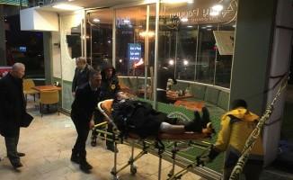 Çorbacıda silahlı kavga: Yaralılar var