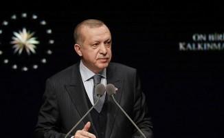 Cumhurbaşkanı Erdoğan açıkladı! 'İnsansız tankları da yapacağız'
