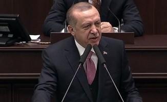 Cumhurbaşkanı Erdoğan'dan Zeytın Dalı duyurusu