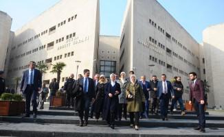 Genel Başkan Yardımcısı Kan Bursa'da FETÖ davasını takip etti