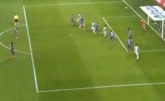Gol sayılmadı! Büyük tepki
