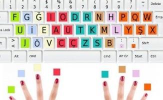 Hem hızlı hem milli! Kamuda Türk icadı 'F klavye' devrimi