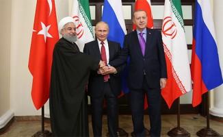 Kremlin: Türk, Rus, İran liderleri nisanda İstanbul'da buluşacak