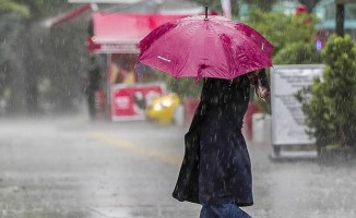 Meteoroloji'den Marmara için sağanak yağmur uyarısı