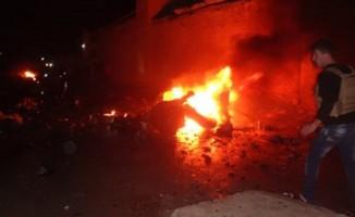 PYD'nin ofisine bombalı saldırı