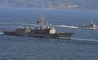 Türk gemileri duyurdu! Yunanistan ve Rum kesimi karıştı..