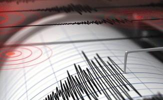 Diyarbakır'da 4.1 büyüklüğünde deprem!