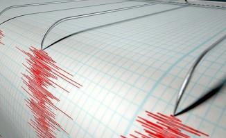 5 büyüklüğünde deprem!
