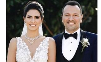 Ali Sunal, Nazlı Kurbanzade ile evlendi