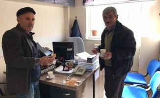 Bursa'da bu kuruma gelenlere ballı süt ikram ediliyor