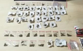 Bursa'da uyuşturucu tacirlerine operasyon! Çok sayıda gözaltı