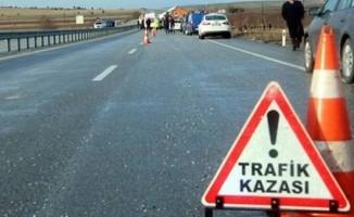Can alan kaza! O yol trafiğe kapandı...