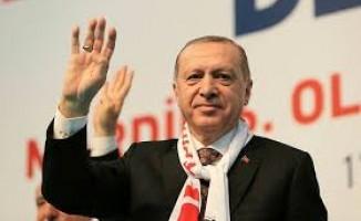 Cumhurbaşkanı Erdoğan'dan Afrin müjdesi!