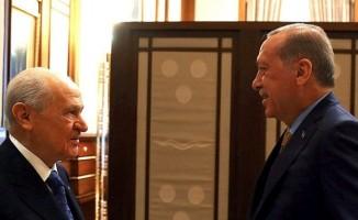Cumhurbaşkanı Erdoğan'ın mesajı MHP Kurultayı'nda okundu