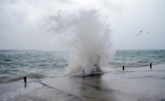 Meteoroloji'den Bursa için fırtına uyarısı