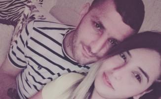 Öldürülen sevgilisine iki katlı mezar yaptırdı