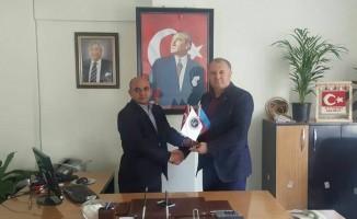 Asimder Başkanı Gülbey, Başkan Demirci'yi ziyaret etti