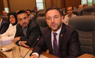 Bursa Büyükşehir Belediye Meclisi'nde istifa