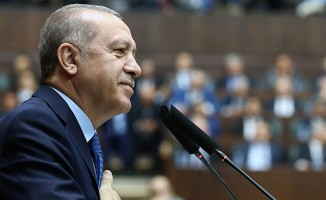 Cumhurbaşkanı Erdoğan: Çok garip bir senaryo var...