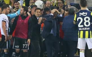 Derbiye çıkmayacak olan Beşiktaş'ın alacağı cezalar