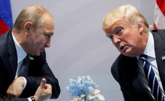 Donald Trump'tan Putin'e davet