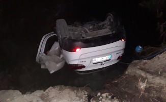 Feci kazada 9 aylık bebek öldü 9 kişi yaralandı
