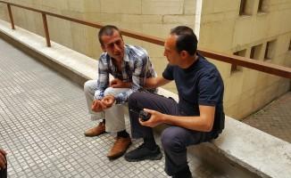 Bursa'da 16 yıl hapis cezası alınca gözyaşlarına boğuldu
