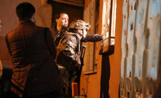 Bursa'da rehine krizi! 1 yaralı
