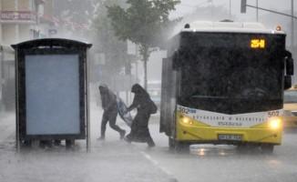 Bursalılar dikkat! Beklenen sağanak yağış...