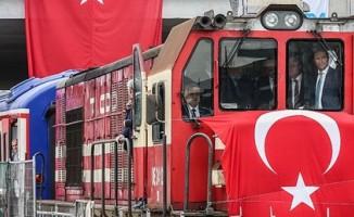 Gebze-Halkalı banliyö tren hattının açılış tarihi belli oldu