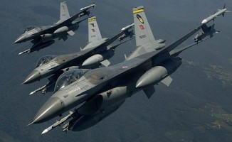Kuzey Irak'ta hava harekatı!