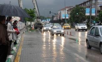 Meteorolojiden flaş uyarı! Bursa'da bugün....