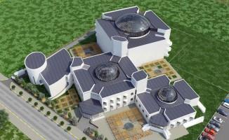 17 milyon TL'lik Bölge Müzesinin temeli atıldı