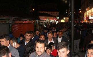 Ağrı'da binlerce kişi Sakal-ı Şerif'i ziyaret etti