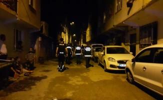 Bursa'da horonlu tulumlu narkotik uygulaması