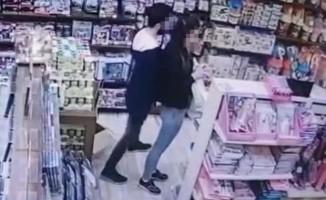 Bursa'da Oyun CD'si ve kalem pil çalan çift güven timlerine yakalandı