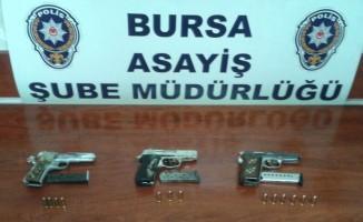 Bursa'da suç şebekesi çökertildi